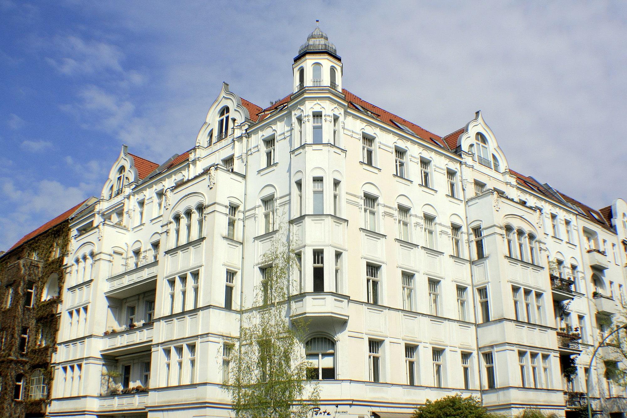 gelungene Altbausanierung in Berlin