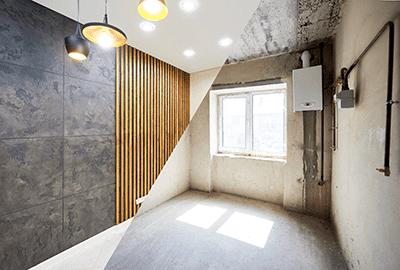 Hausrenovierung mit schimmelbeseitigung